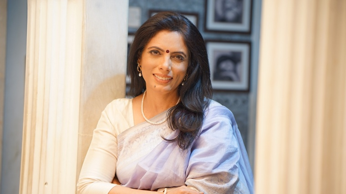 International Women's Day 2021: 'Confidence and passion will help you reach your goal,' says Dr Smita Naram, Co-founder, Ayushakti