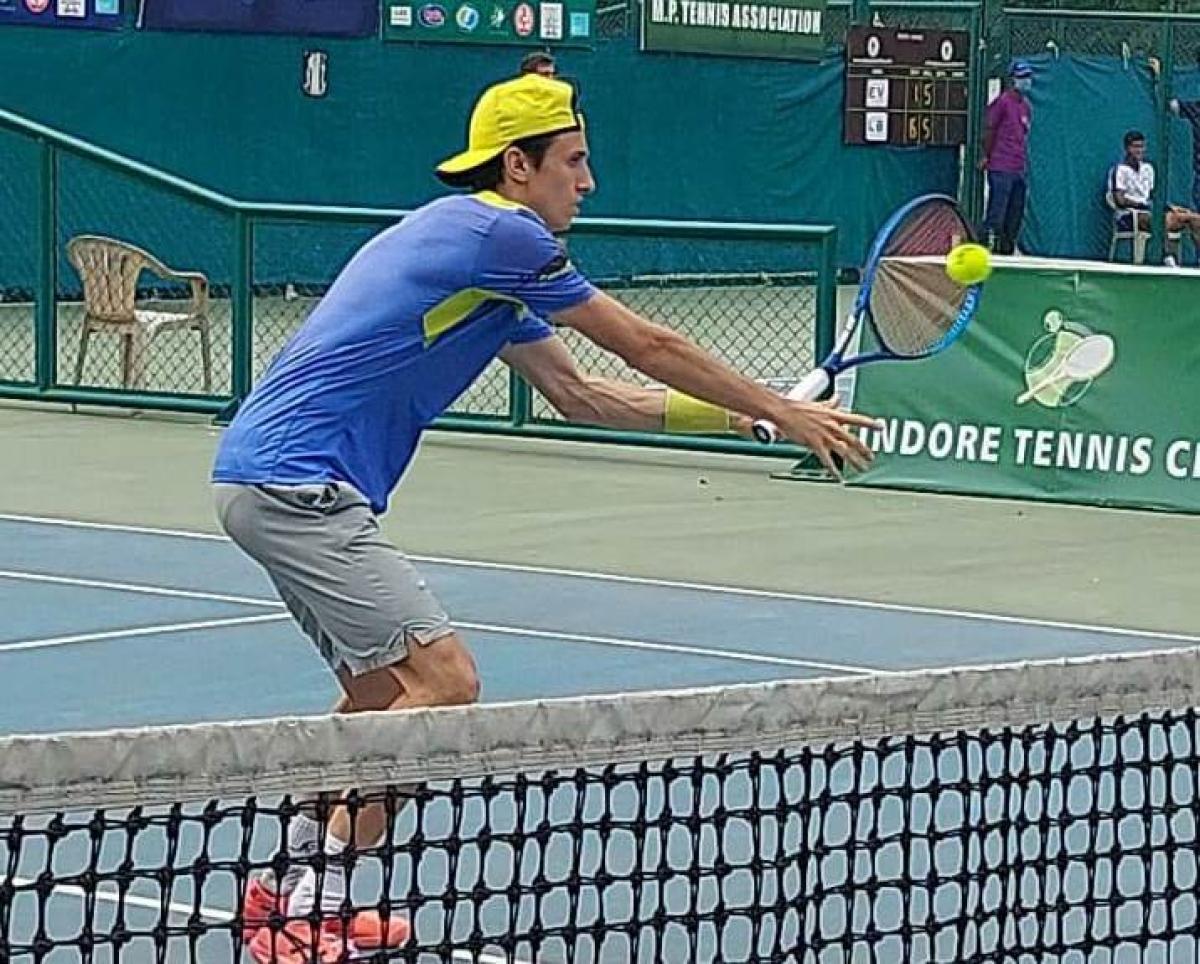 Indore: Eric, Marco and Aidan reach in last-4 of Puneet Agarwal Memorial tennis tournament