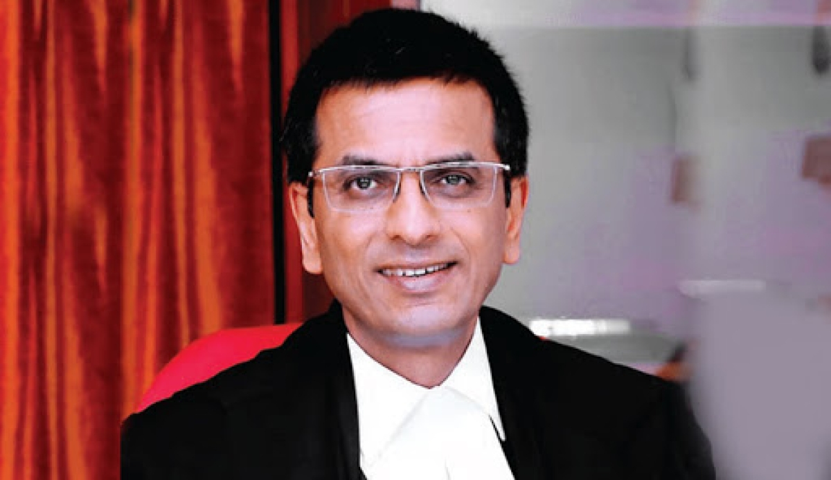 SC judge Justice DY Chandrachud tests positive for COVID-19: Report
