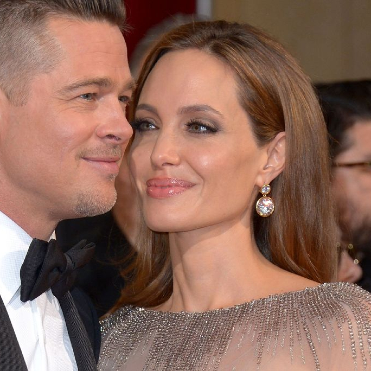 Ahead of divorce trial, Angelina Jolie claims to have 'proof of domestic violence' against Brad Pitt