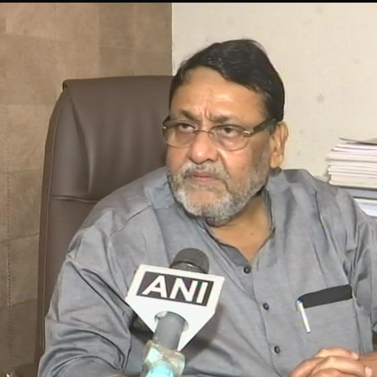 Postoperative procedure performed on Sharad Pawar, he is now recuperating: Nawab Malik