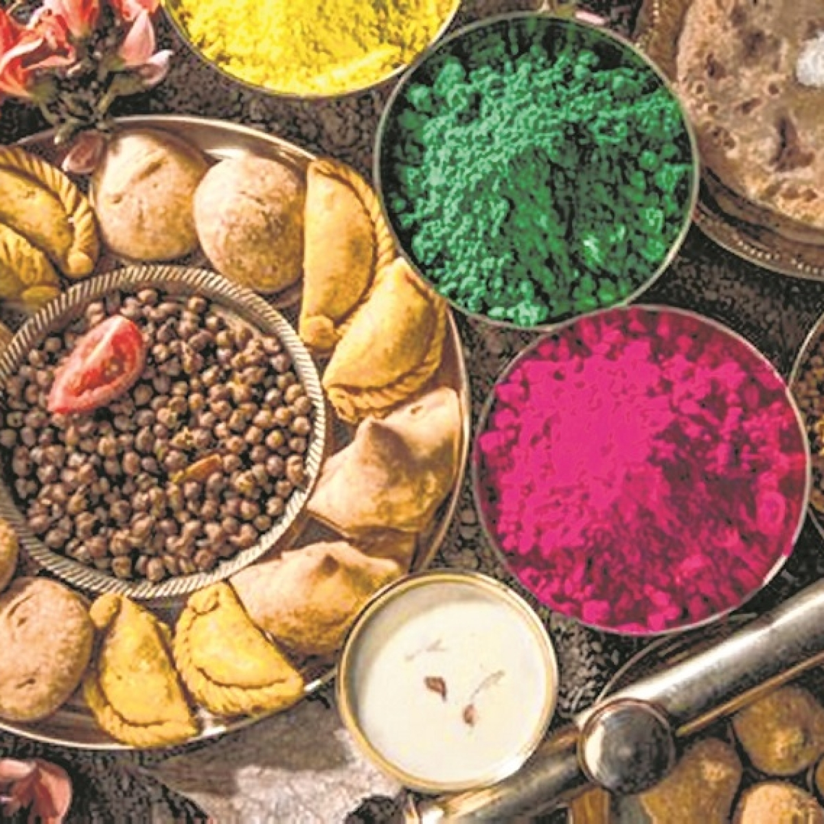 Holi 2021: Five chefs share their fondest memories of the festival and favourite Holi dishes