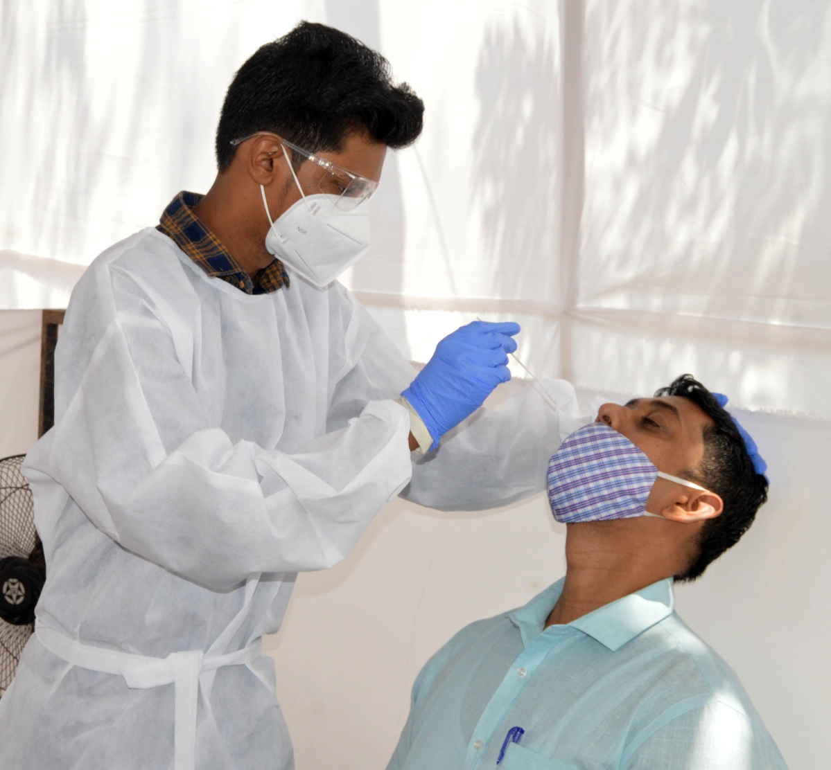 COVID-19: Mumbai reports 1012 new cases, two fatalities on March 9