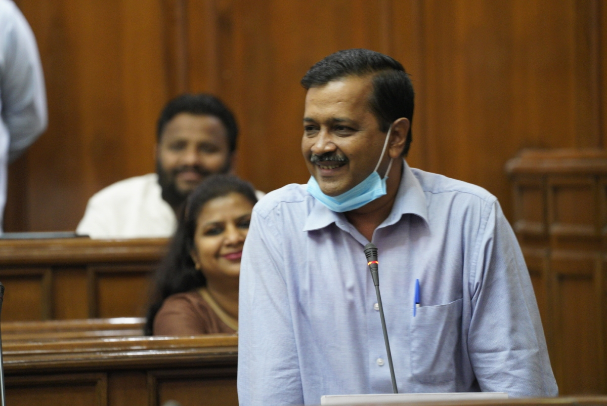Delhi govt is trying to implement 'Ram Rajya' for the past 6 years: CM Arvind Kejriwal