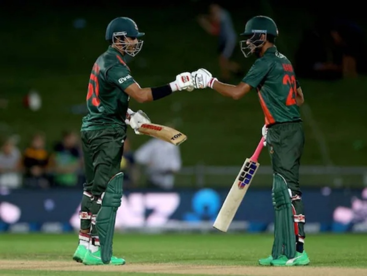 NZ vs BAN, 2nd T20I: Confusion over revised DLS target halts play
