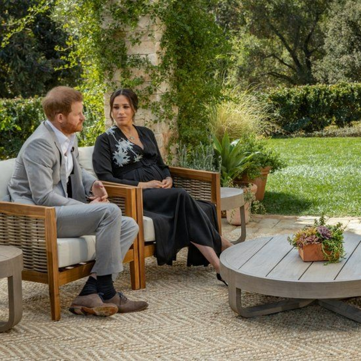 Meghan Markle reveals the stress of royal life; claims son Archie was denied title of prince because he is mixed-race