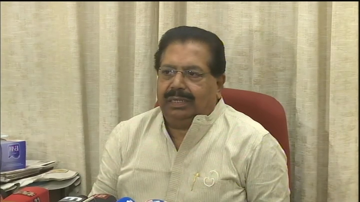 'Groupism by top leaders': Veteran Congress leader PC Chacko quits party
