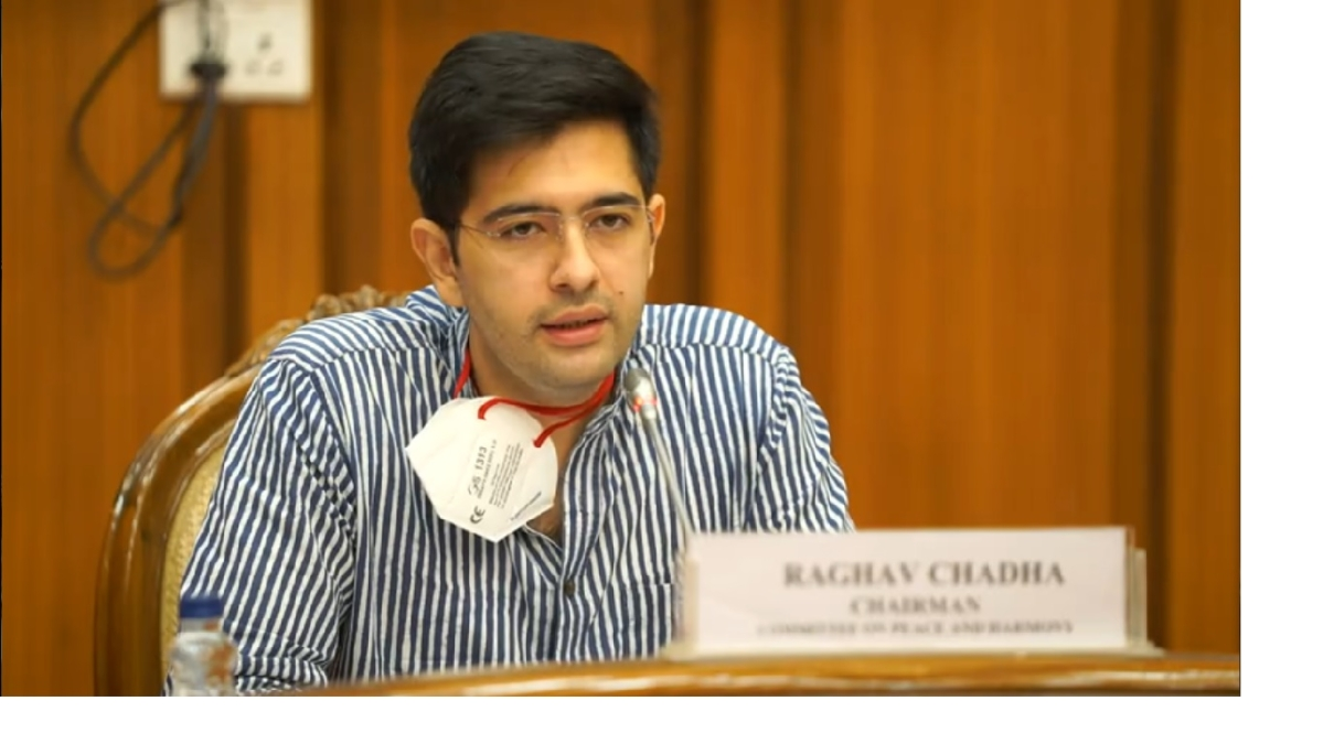 AAP MLA Raghav Chadha