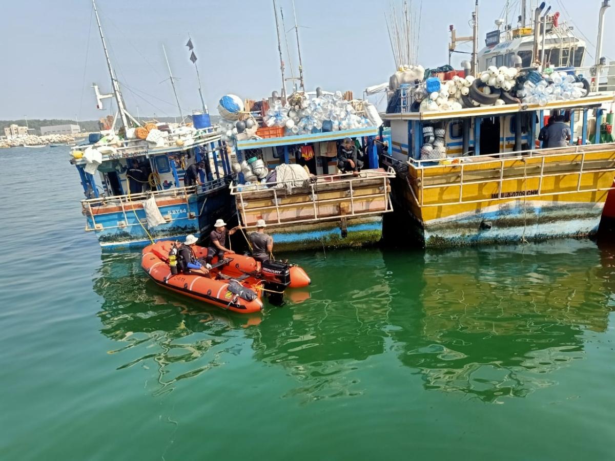Major narcotics transhipment averted by ICG in Lakshadweep sea