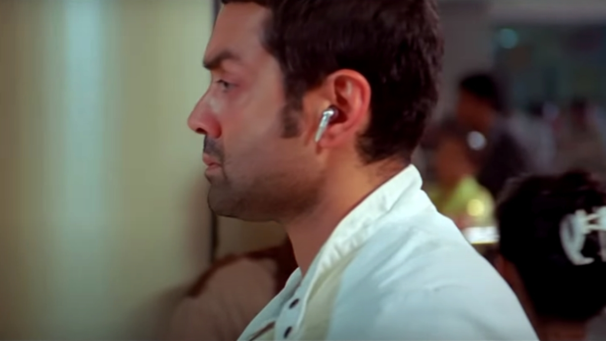'Always ahead of his time': Netizens can't keep calm after 2008 film shows Bobby Deol using 'AirPods'