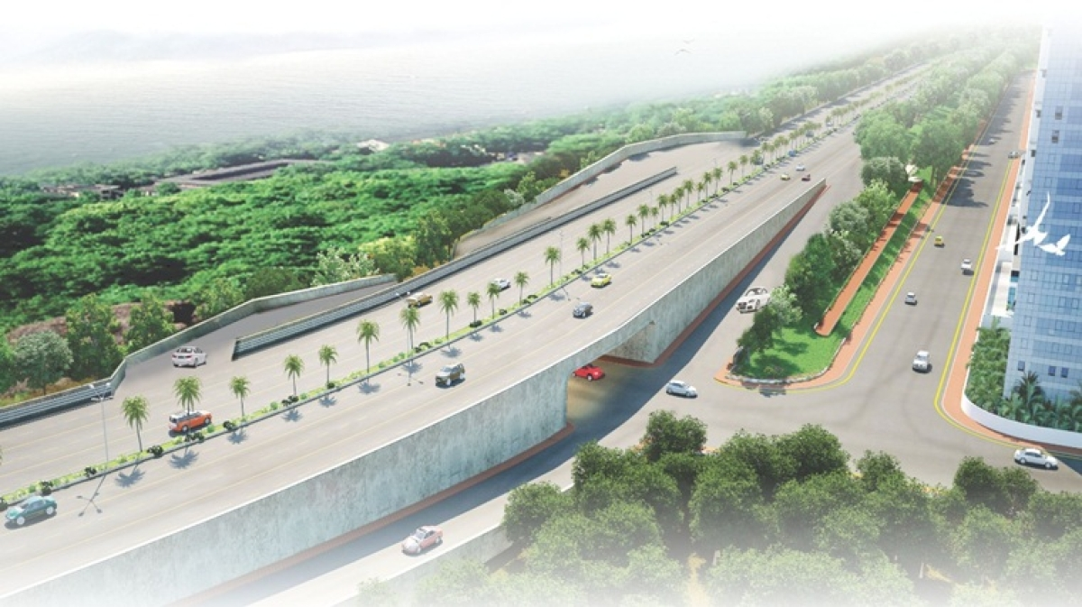 Navi Mumbai: CIDCO to financially assist NMMC for extension of Palm Beach Road from Ghansoli to Airoli
