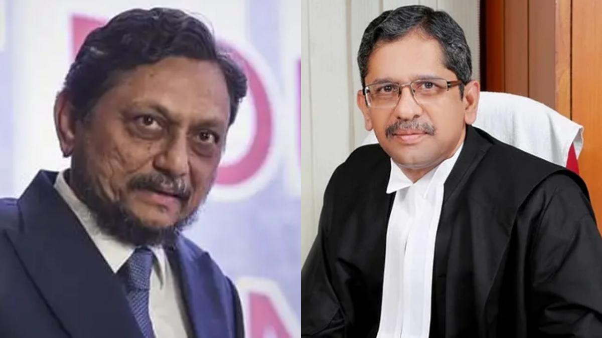 CJI Sharad Bobde gives clean chit to NV Ramana, picks him as his successor