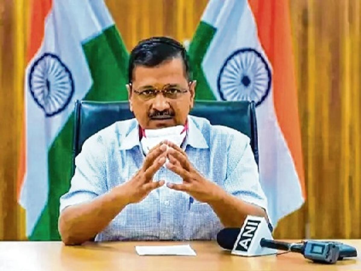 Doorstep ration delivery scheme will have no name: Delhi CM Arvind Kejriwal