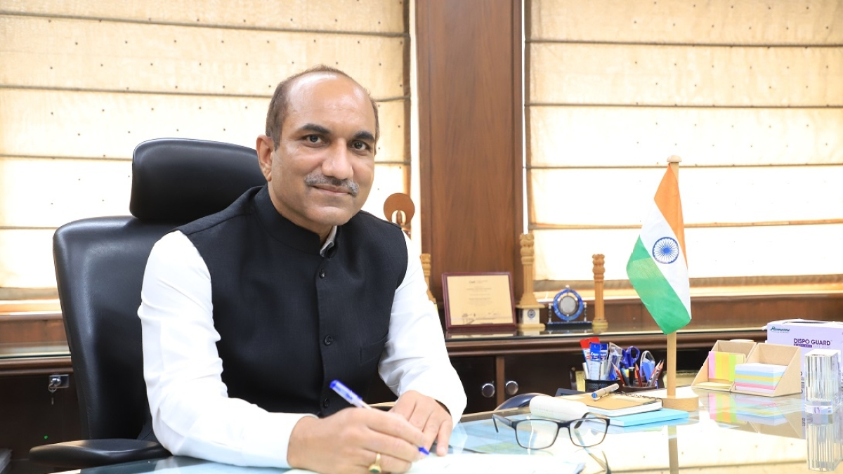 Sanjeev Kumar takes over as Chairman, Airports Authority of India