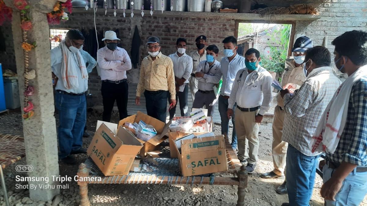 Madhya Pradesh: Quack ran hospital from his house in Baigor village near Maharashtra border, flees during raid