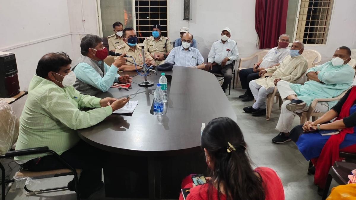 Madhya Pradesh: Mahidpur Government Hospital and Jharda PHC all set to get 20 oxygen beds each