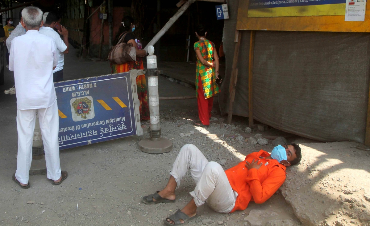COVID-19 in Maharashtra: 568 people succumb to virus