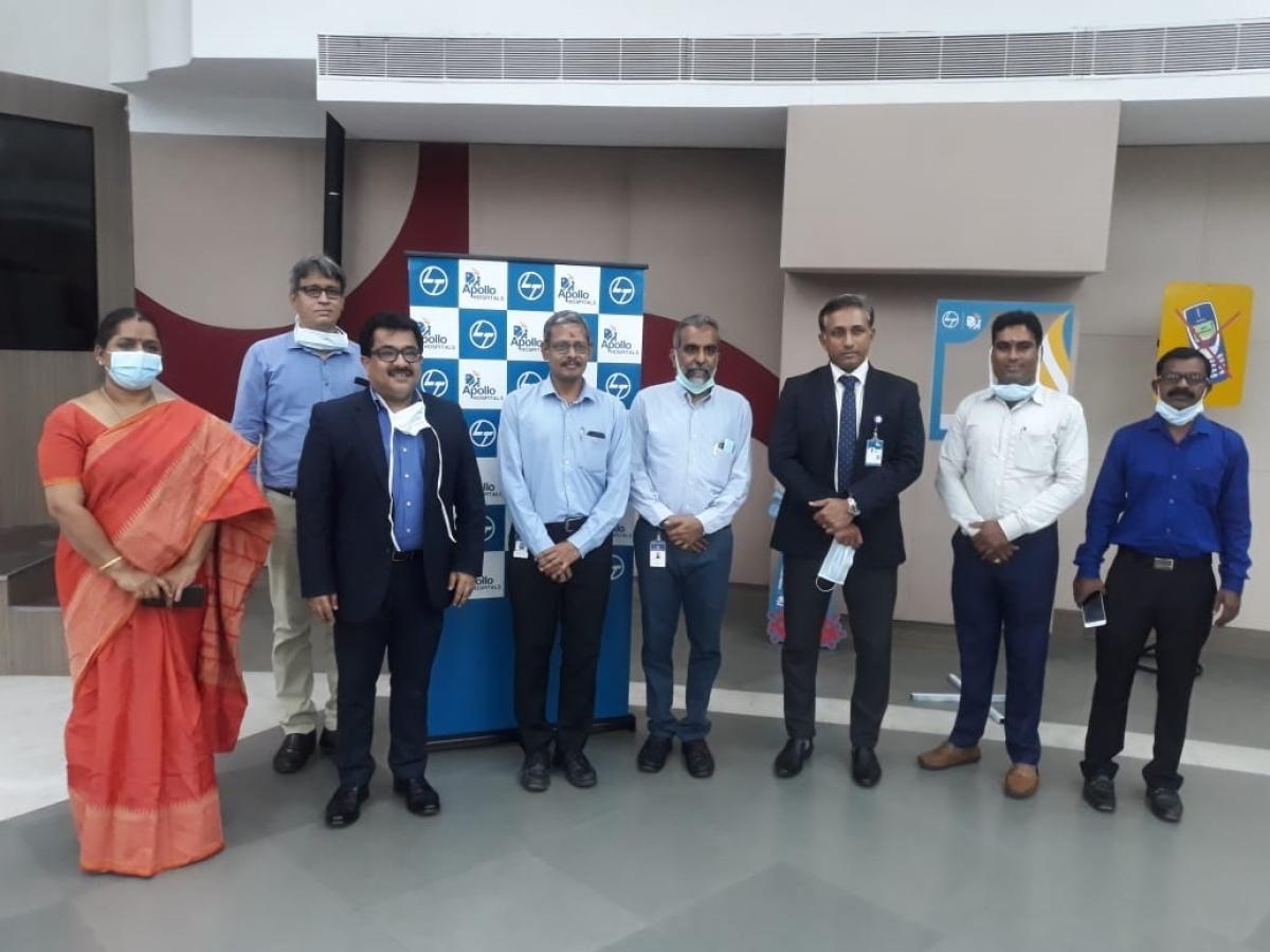 Apollo Hospitals, Chennai initiates citywide vaccination drive