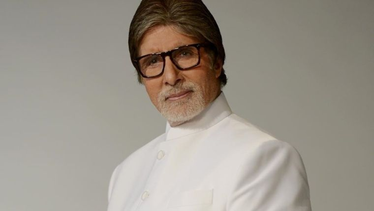 Amitabh Bachchan recalls when people thought he lost his eyesight - see throwback pic