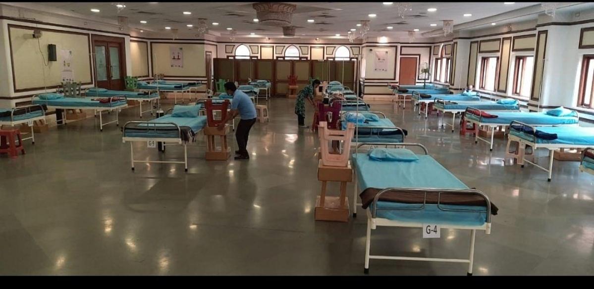 Mumbai to get three new jumbo field hospitals soon