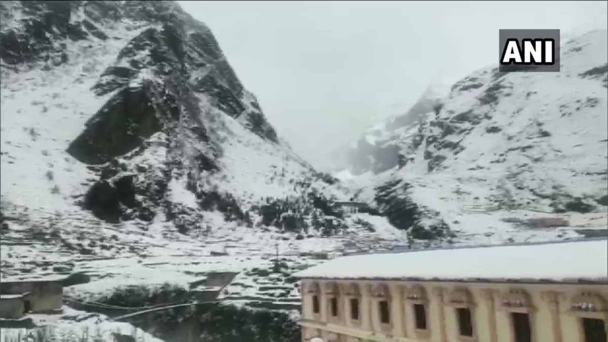 Uttarakhand: Glacier burst near India-China border in Chamoli district; no casualties reported