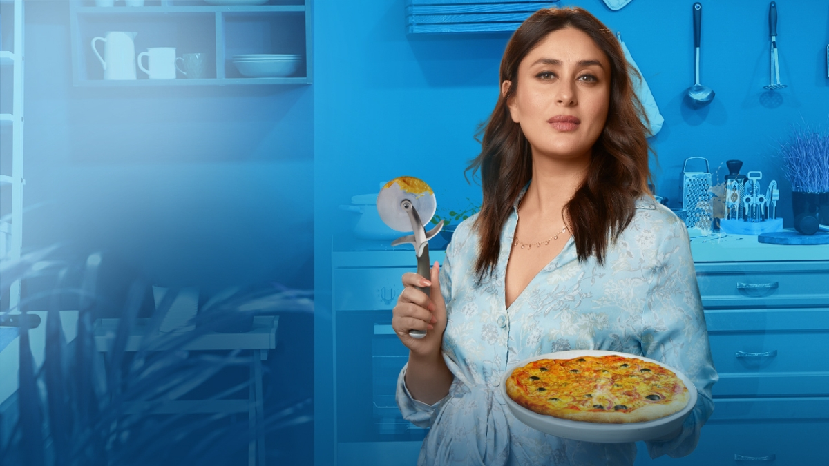 Kareena Kapoor says she had a constant craving for 'pizzas and pastas' during both her pregnancies