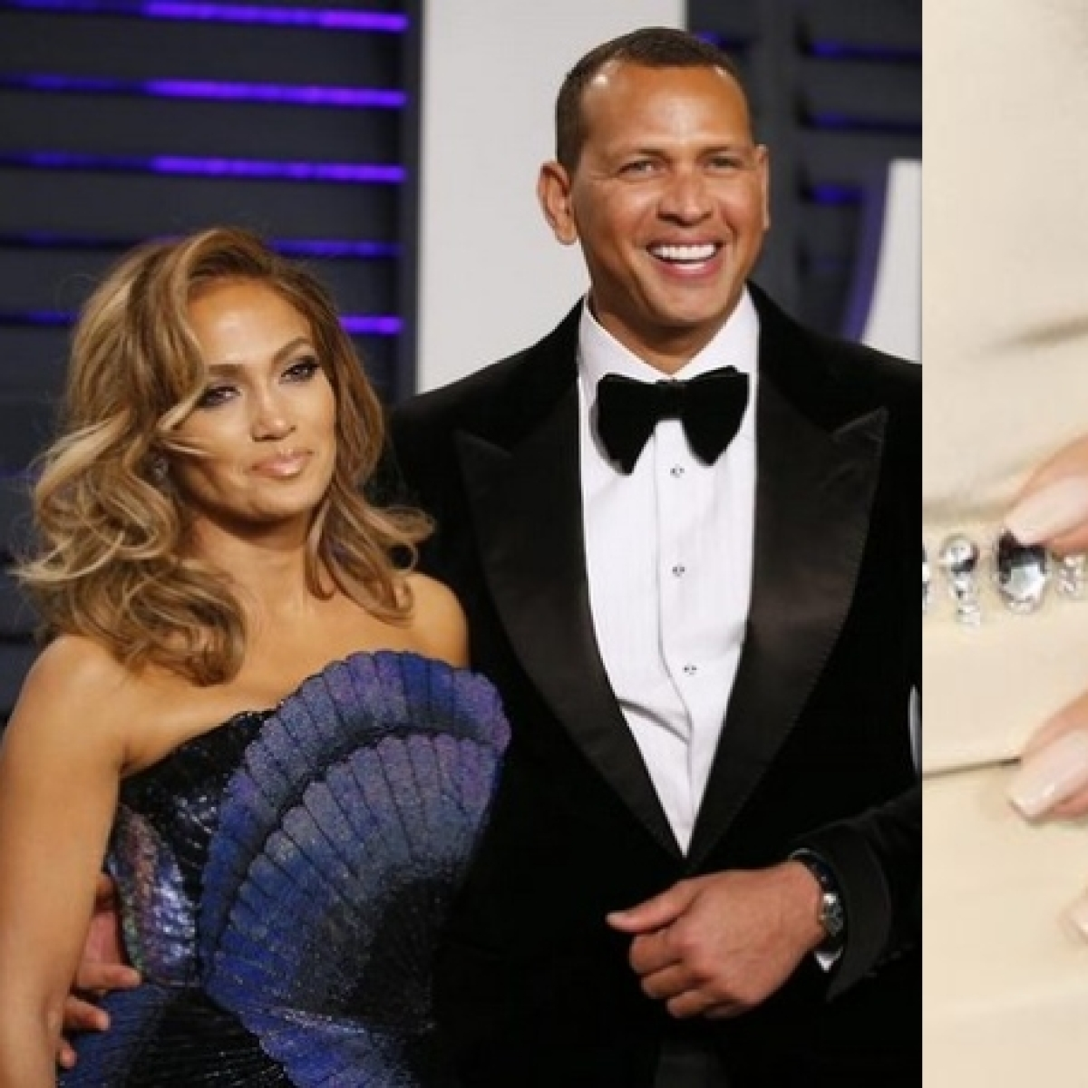 Jennifer Lopez still has Alex Rodriguez's Rs 7.4 crore engagement ring in her possession