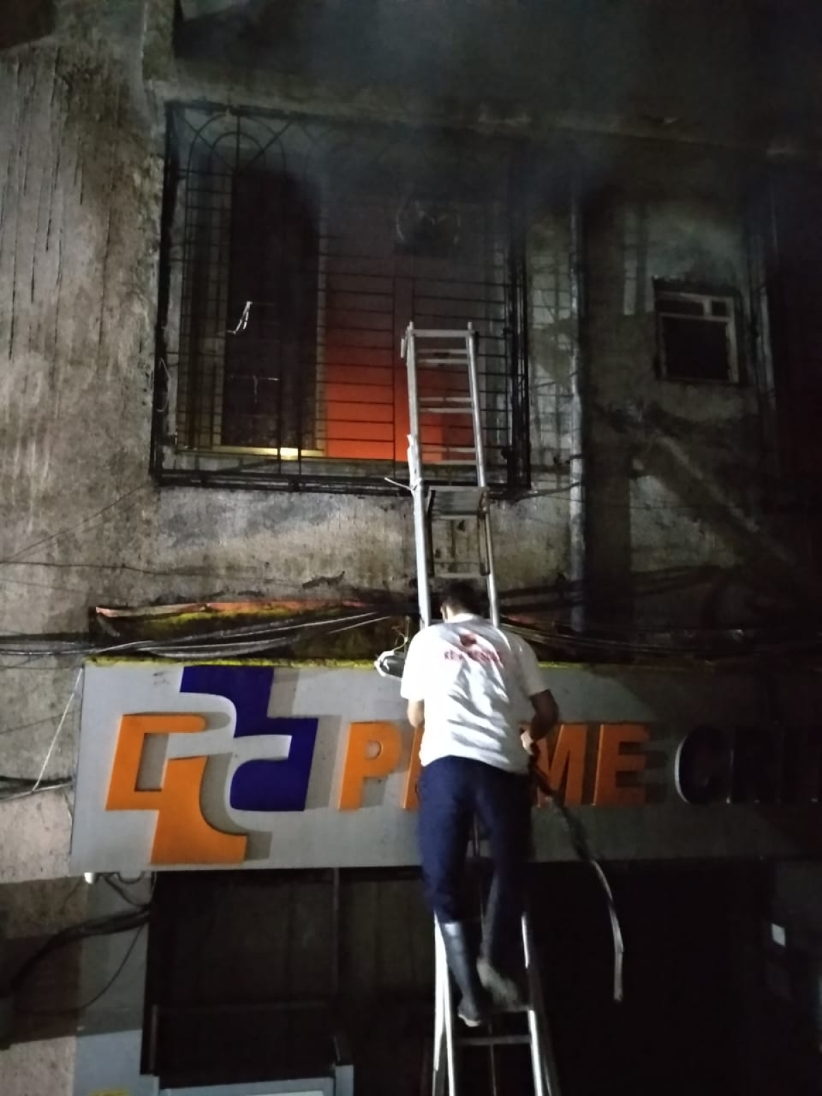 Thane: Four killed after fire breaks out at private hospital in Mumbra