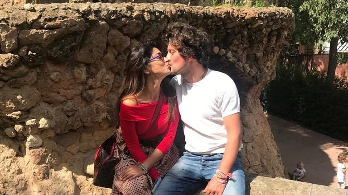 'Wife is always right': Shriya Saran shares cheeky post to wish husband Andrei Koscheev on his birthday