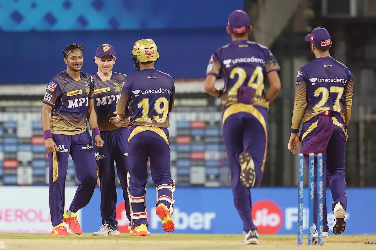 IPL 2021: Spirited all-round show helps KKR defeat SRH by 10 runs