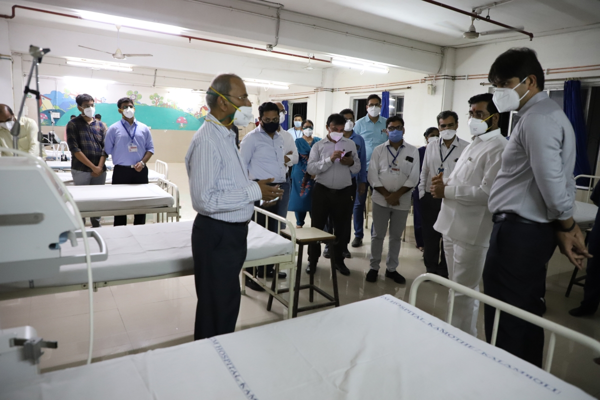 COVID-19 in Navi Mumbai: Over 60% call for ICU and ventilators at NMMC call centre