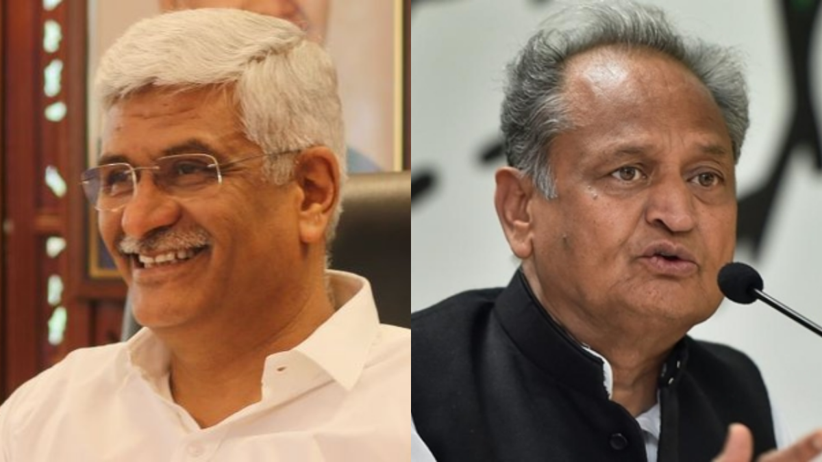 'Ghost of defeat is already haunting Congress': Gajendra Singh Shekhawat terms Ashok Gehlot as 'jailor' after Mahajot candidates moved to Rajasthan