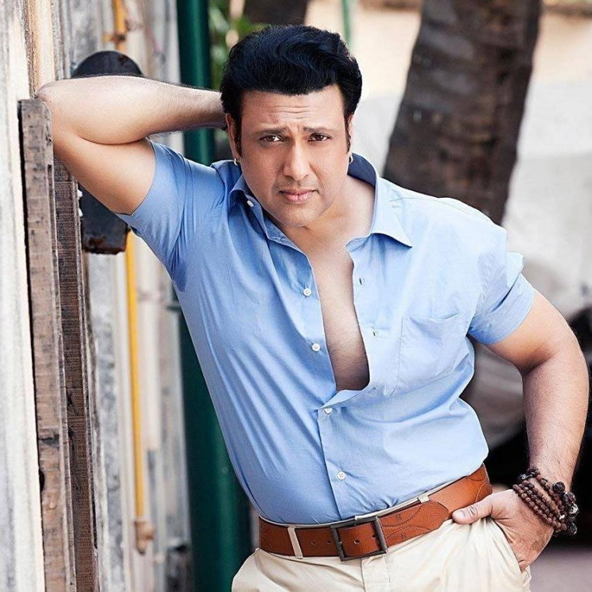 'I kept waiting for David Dhawanji to cast me,' says Govinda