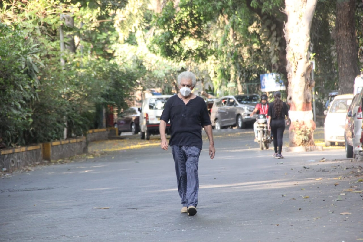 Mumbai: Ranbir Kapoor, Sanya Malhotra, Ekta Kapoor and other celebs spotted in town