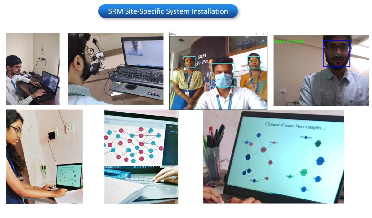 SRM and Taiwan collaborates for Smart Pandemic Prevention Technology