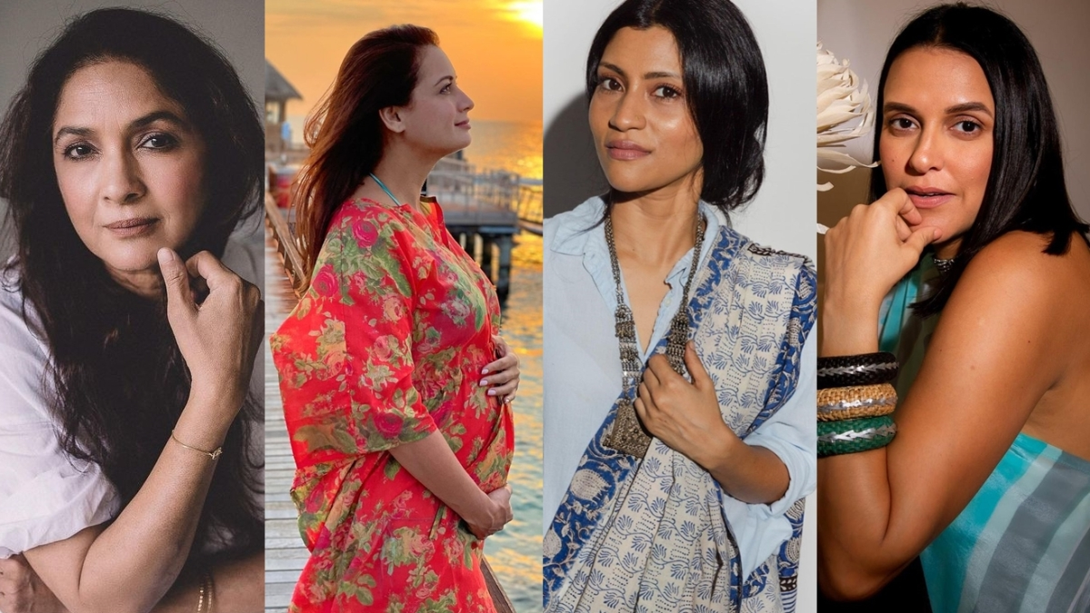 From Dia Mirza to Neha Dhupia - Bollywood actresses who got pregnant before marriage