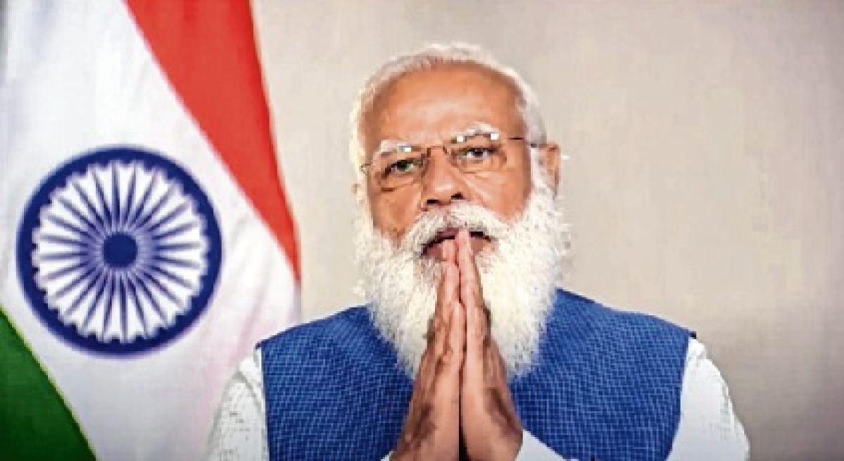 Opportunity to reshape world order: PM