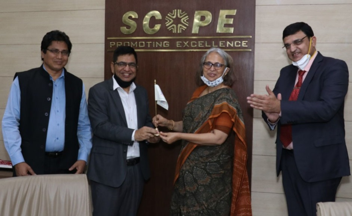 New Board of SCOPE envisions newer horizons