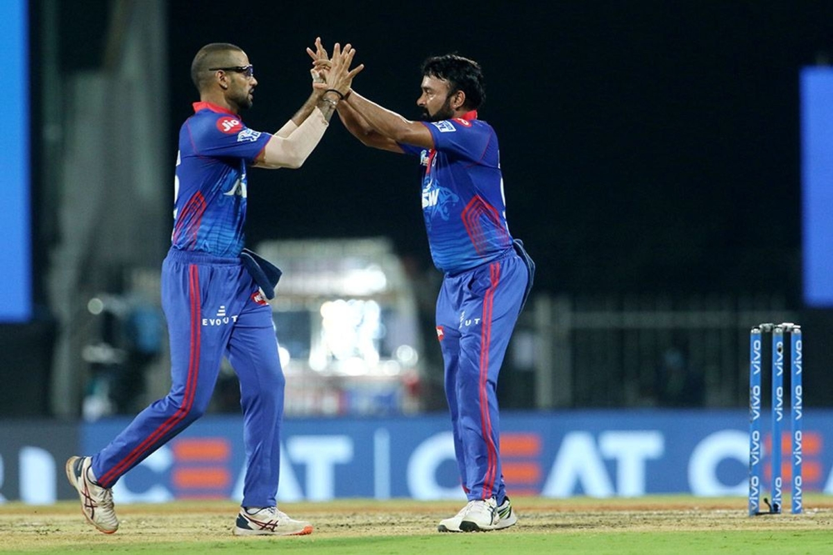 IPL 2021: Check out the points table after Mumbai Indians vs Delhi Capitals clash