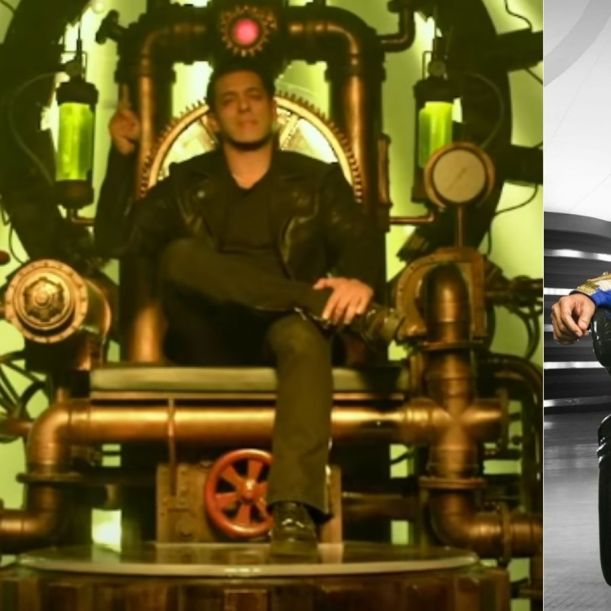 Radhe Trailer: Netizens unhappy with Salman Khan 'stealing' Allu Arjun's song 'Seetimaar'