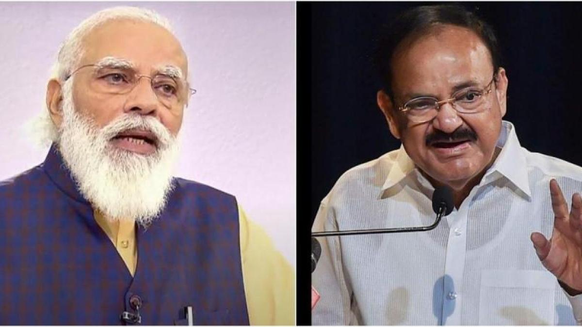 PM Modi, VP Venkaiah Naidu, other leaders condole demise of CPI-M leader Sitaram Yechury's son