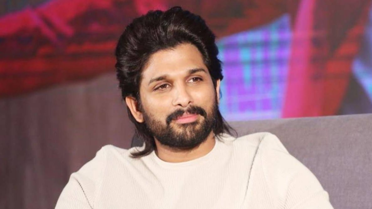 Allu Arjun tests positive for COVID-19, says 'Don't worry, I'm doing fine'