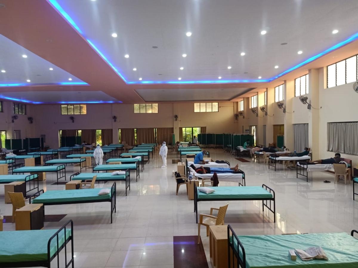Yavatmal: 20 COVID-19 patients escape from care centre