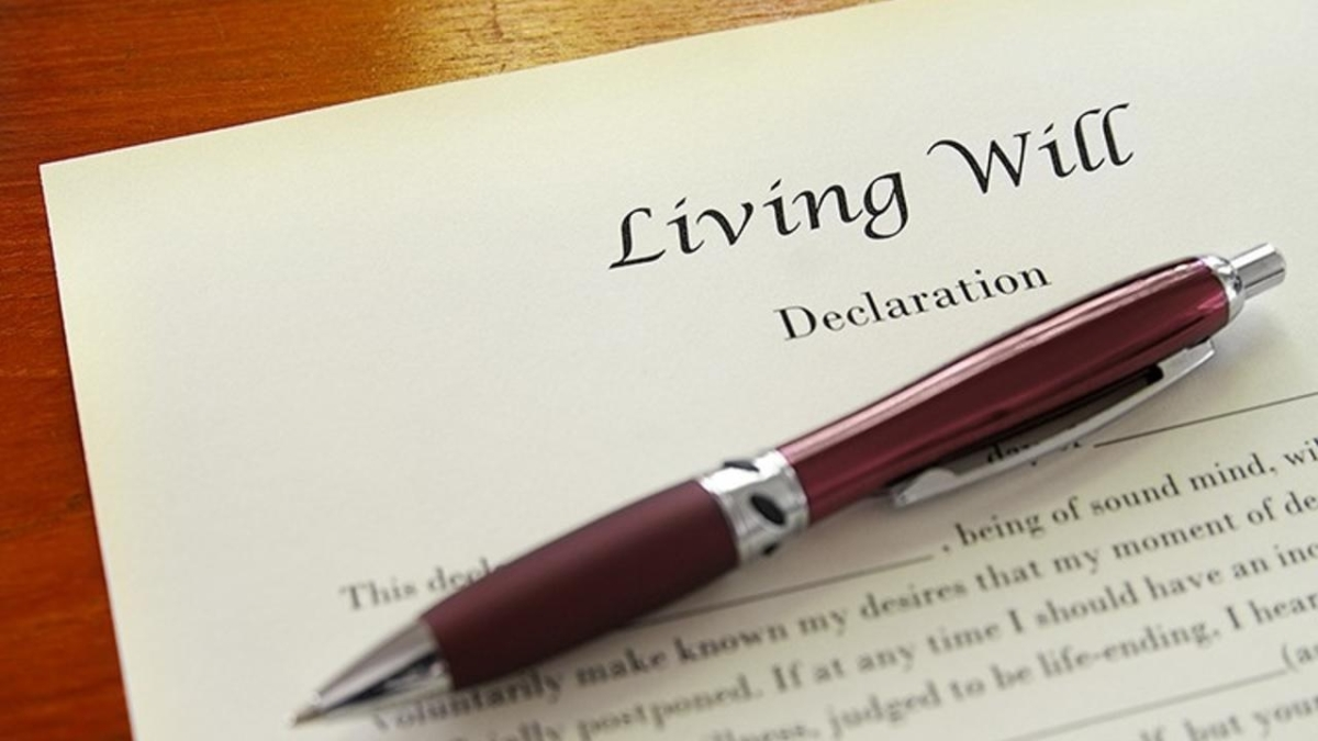 Writing up a living will makes life easier for oneself, the family and medical caregivers, says Narayani Ganesh