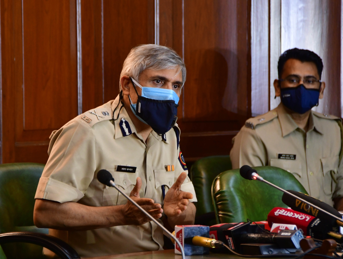 Mumbai: Will not use force unnecessarily, says Maharashtra DGP Sanjay Pandey