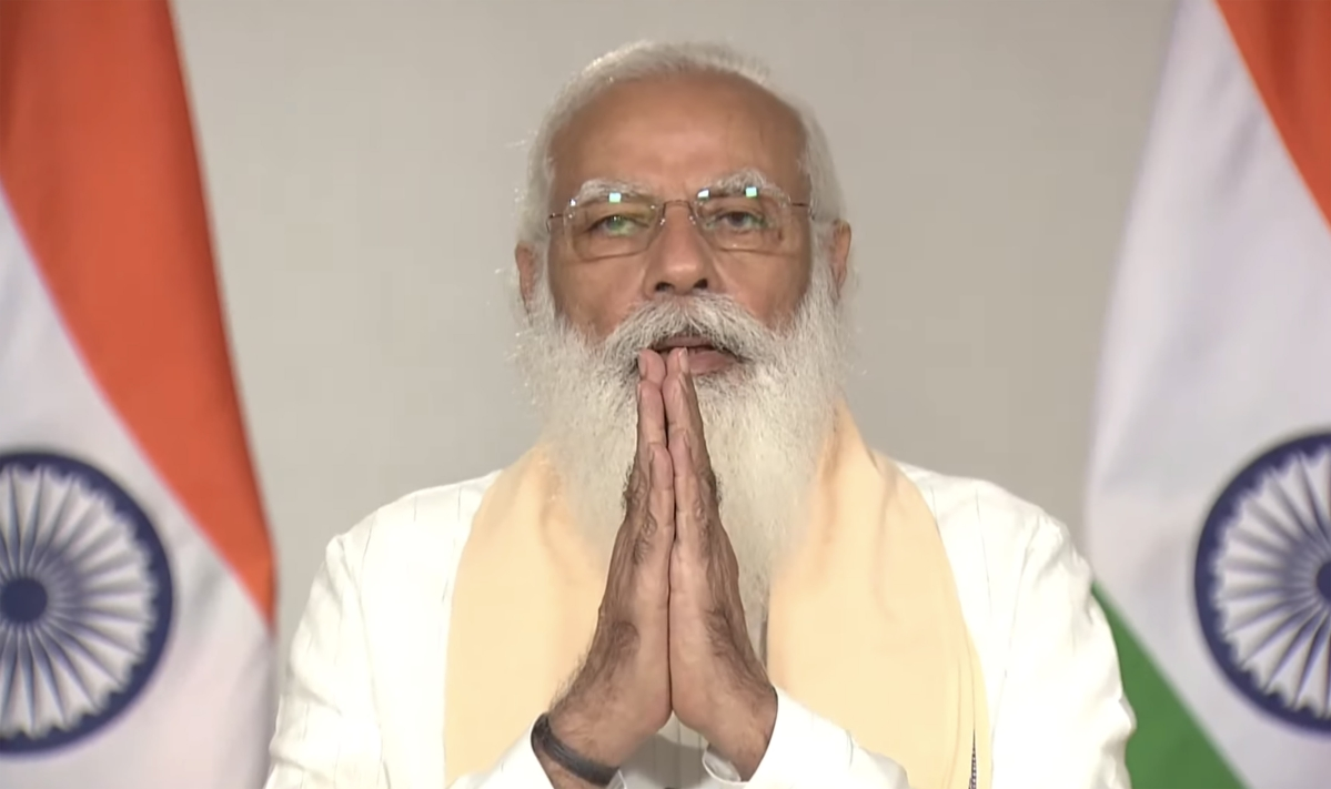 PM Modi to address virtual Leaders' Summit on Climate tomorrow