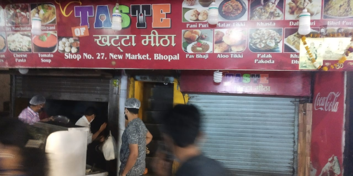 For flouting admin's 'no dine-in' orders, 16 shops sealed in New Market, Bhopal,  for violating corona guidelines