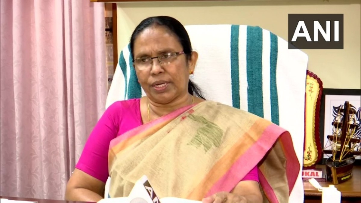 Only 3-4 lakh vaccine doses left, how to vaccinate 18 and above: Kerala Health Minister KK Shailaja on COVID-19 vaccine shortage