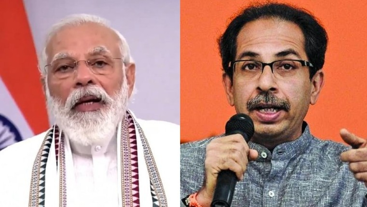Declare pandemic a natural calamity, rope in NDMA for airlifting oxygen: Maharashtra CM Uddhav Thackeray writes to PM Modi for Centre's help