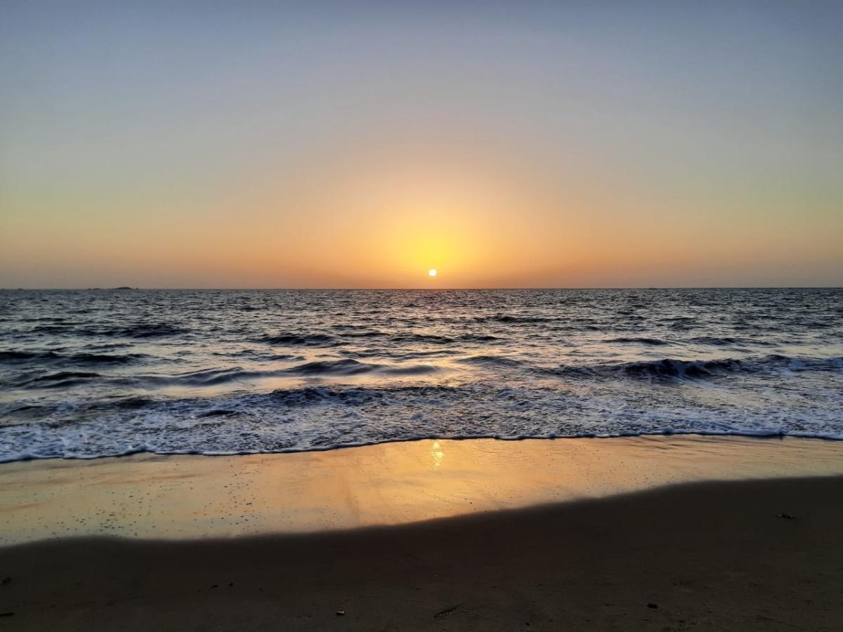 Sunset at Bhogave beach